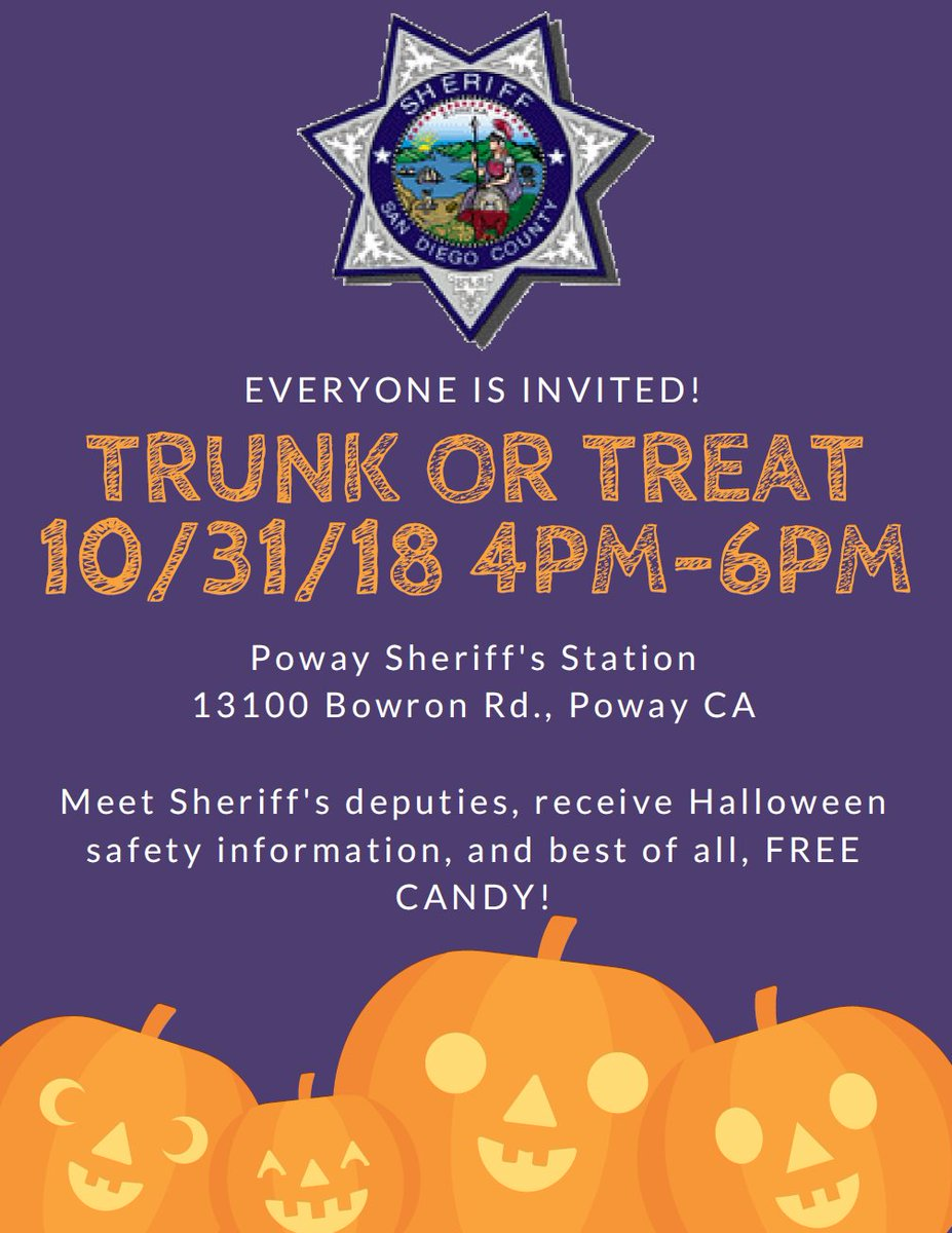 Free halloween giveaways