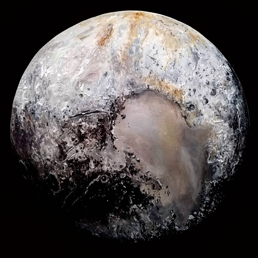 pluto is demoted to dwarf planet the new york times - HD1080×1080