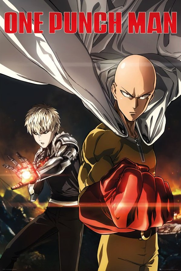 One punch man season 2 english dub episode 1
