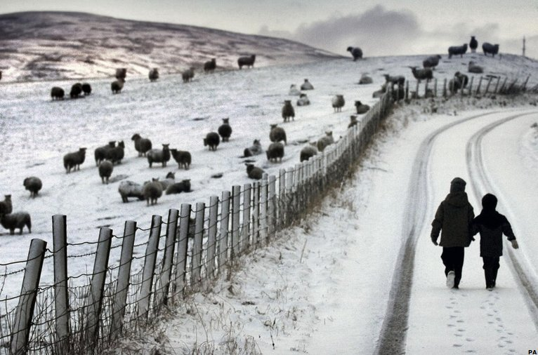 #Snow is forecast on northern hills this weekend. Jo