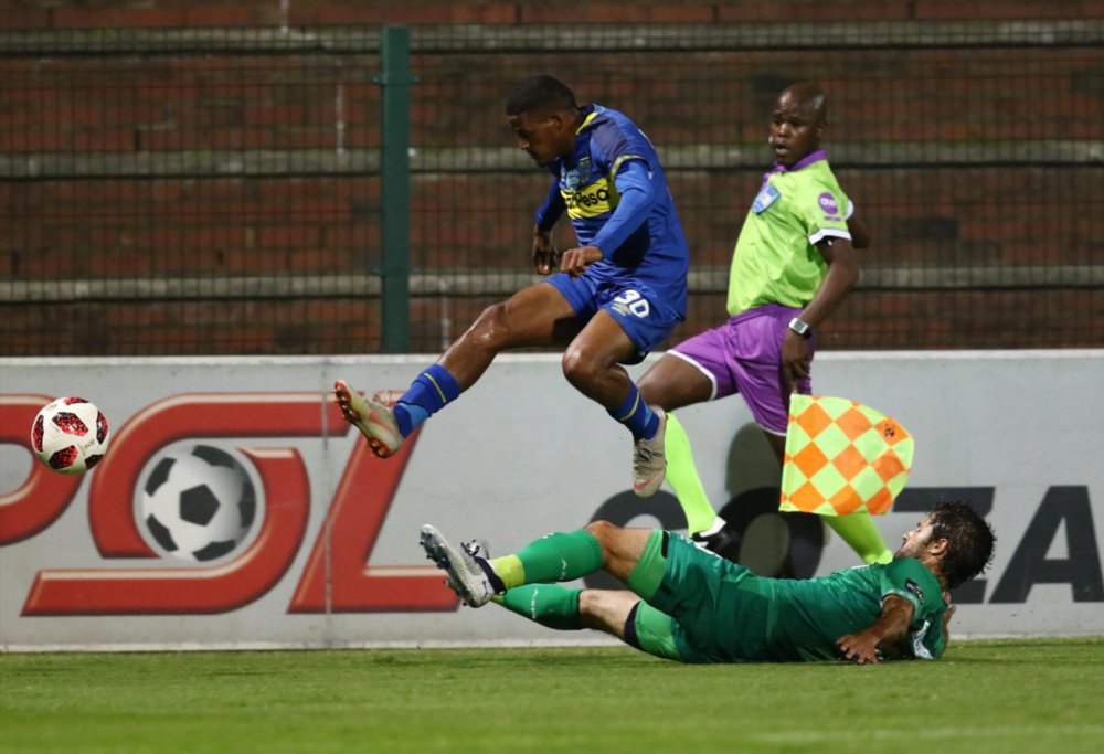 #TKO2018 - HALFTIME:  AmaZulu FC 0-0 Cape Town City   Coverage continues on SS4 ⚽📺