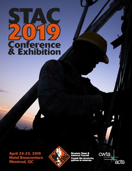 test Twitter Media - ICYMI: Early bird registration for #STAC2019 is now open! Join us April 24-25 in Montreal. This is the premier event dedicated to Canadian tower safety and brings hundreds of industry professionals together. To register or for more info visit: https://t.co/xcp6eNbxVO https://t.co/hovlKZ7JIO