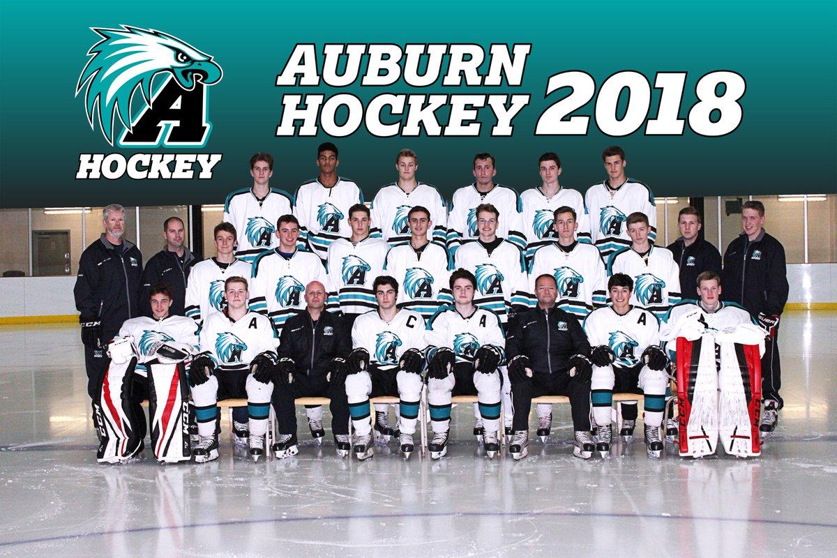 Auburn Hockey On Twitter Ladies And Gentlemen Your 2018 Auburn