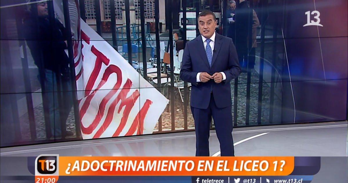 Colegio de Periodistas llama a la responsabilidad de los medios ante reportaje de Canal 13 http://dlvr.it/QpGM7K
