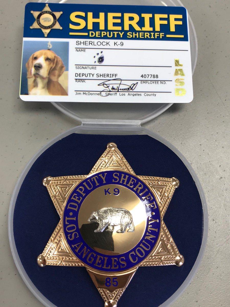 LA County Sheriffs on Twitter: