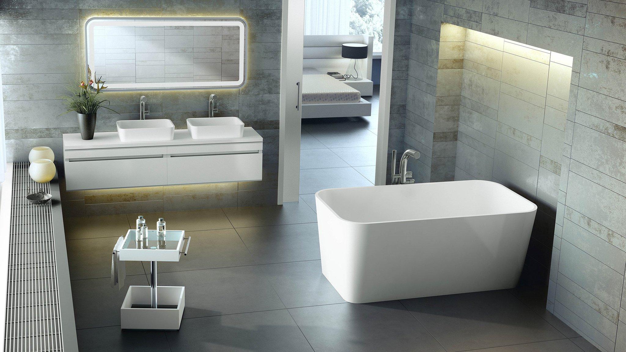 Картинка с ванной