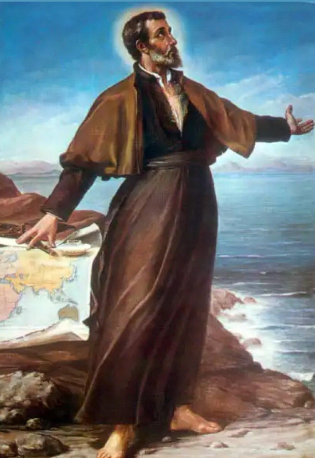 san francisco xavier