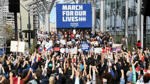 Parkland survivors detail process of launching #MarchForOurLives movement in new book https://t.co/WYzhcJXZ2A
