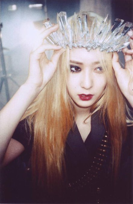 Happy Birthday our forever Princess Krystal Jung