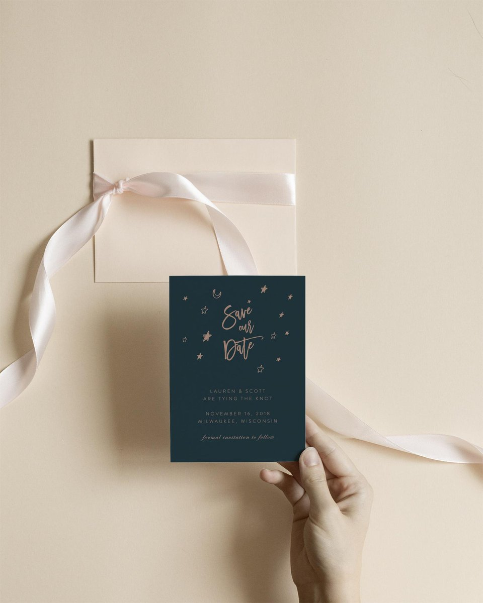 14 Save the Dates From Etsy for Every Wedding Style https://t.co/YF27MqrCS9