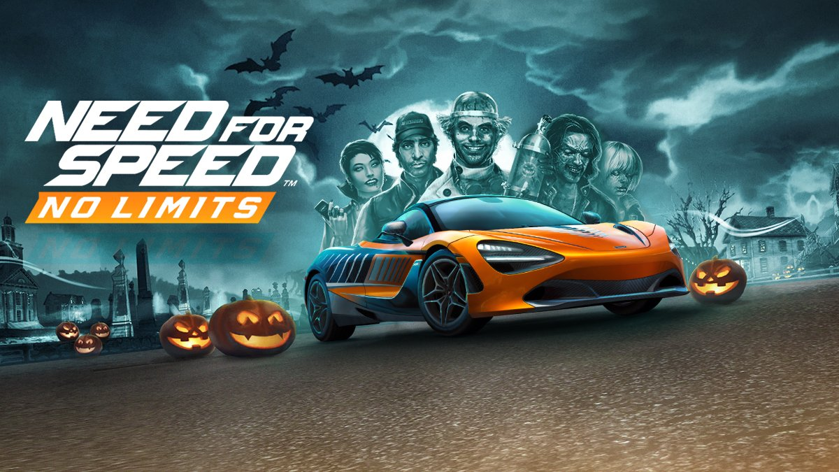 Game Balap Offline Need for Speed: No Limits