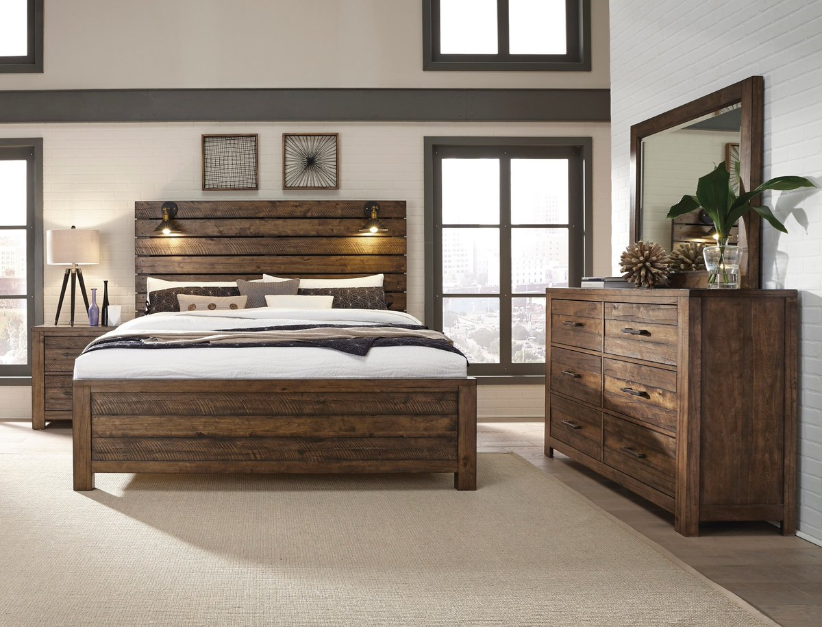Click Here To Shop Now: Http://www.eldoradofurniture.com/dakota Queen Panel Bed.html  U2026pic.twitter.com/P2SNA1LXNV