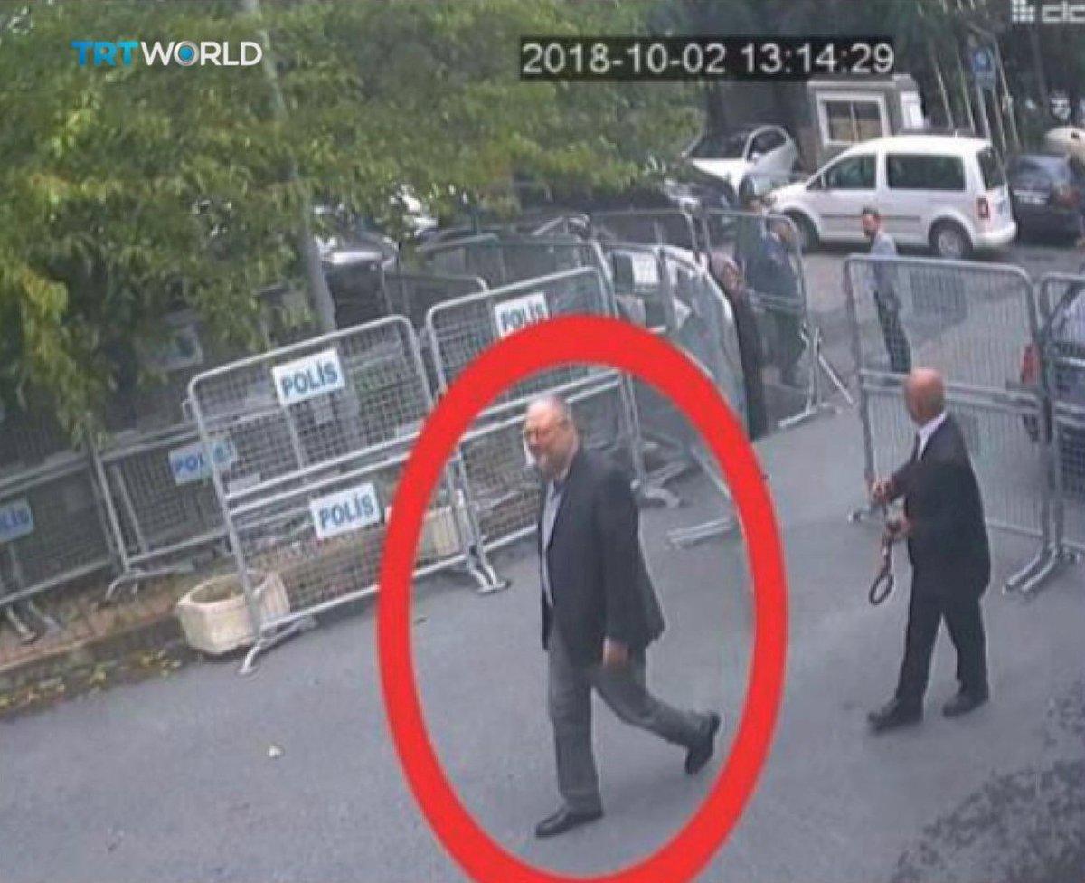 Trump: Saudi handling of Khashoggi killing 'worst cover-up ever' https://t.co/9aA4m6X3OQ