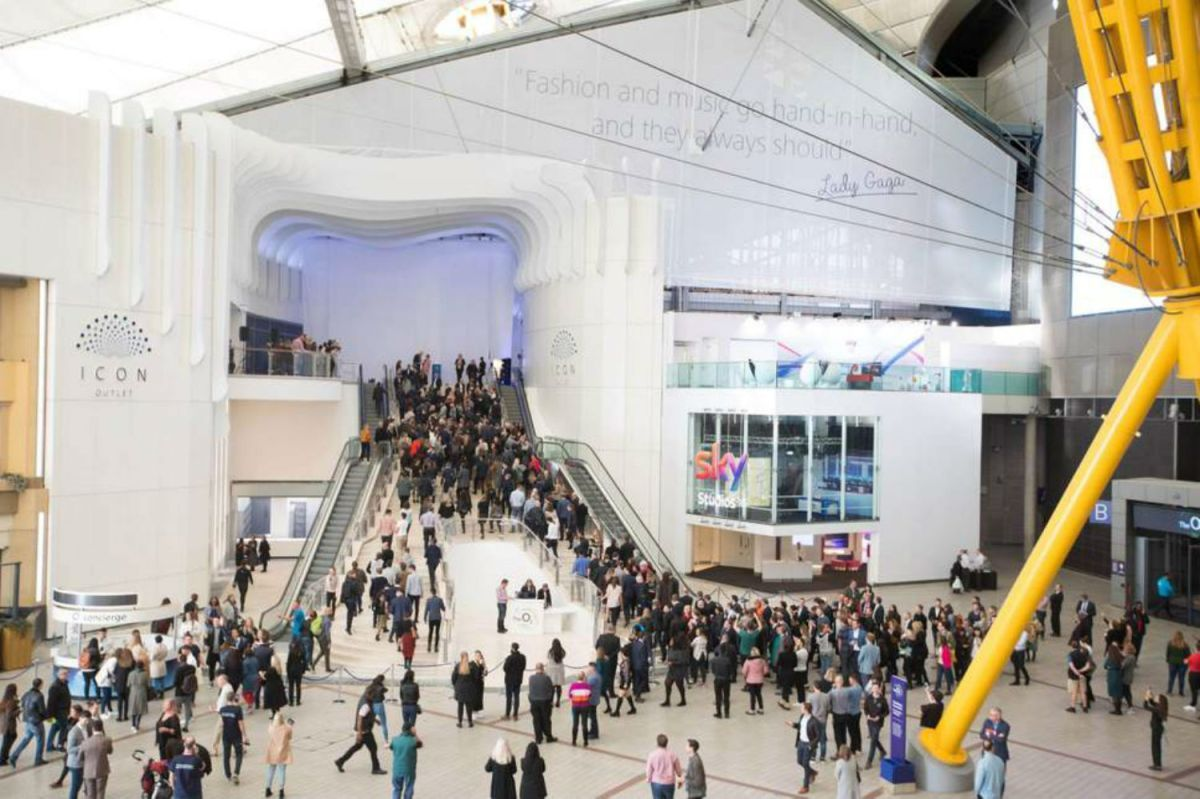 #ICON Outlet opens in @TheO2 https://t.co/gqwIviGxO1 #London #Fashion
