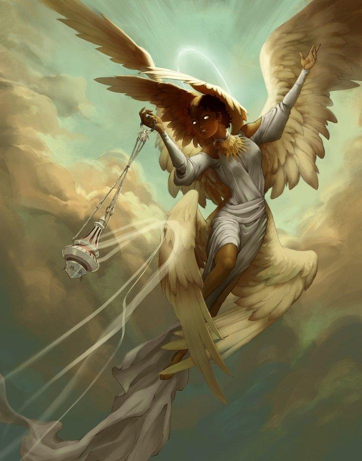 ангелы офанимы фото для бессмертного