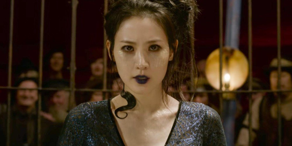 Soo Hyun (Claudia Kim) shares thoughts on the racism controversy for her role in 'Fantastic Beasts 2' https://t.co/q5AsHN9YlQ
