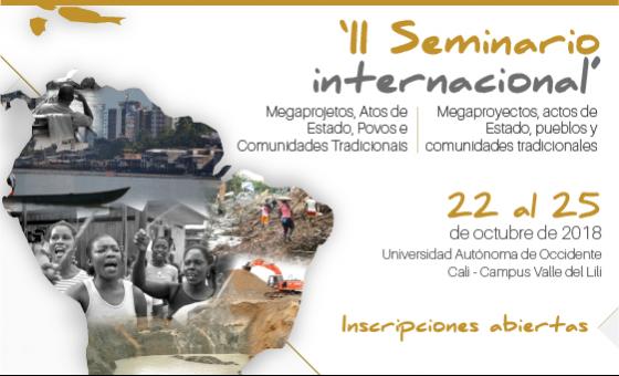 En Cali se hablará de Megaproyectos en Colombia y Brasil - UAO