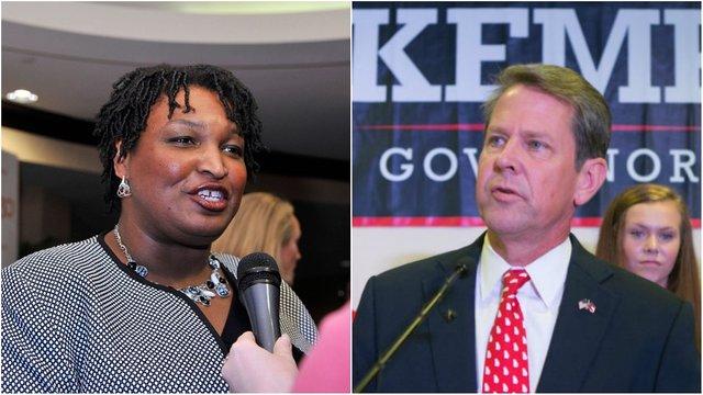 Republikeins kandidaat-gouverneur van Georgia zegt op band dat hij vreest dat inwoners van de staat gebruik gaan maken van hun stemrecht #Amerika