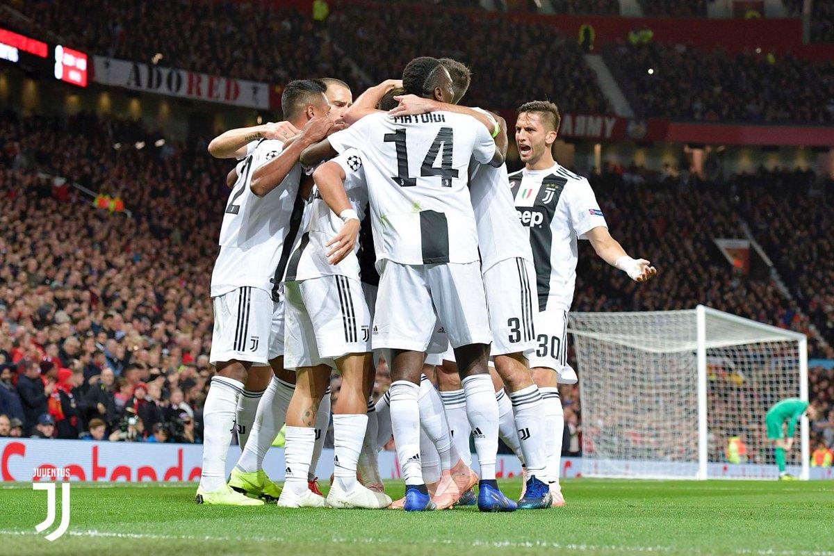 Chấm điểm kết quả Manchester United 0-1 Juventus