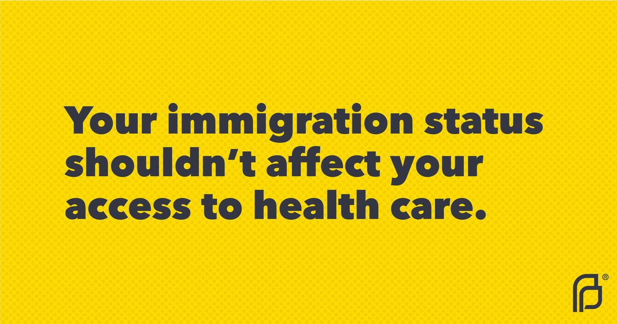 """Under the proposed """"public charge"""" rule, people could be denied visas, green cards, and entry in the U.S. simply because they have accessed public benefits, including health care, food, and housing.   Add your name to #ProtectFamilies: https://t.co/0rd7QN6x0y"""