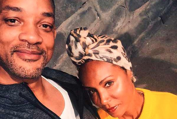 Will and Jada once broke up because she told him to 'shut the f--k up.' Since then, they're dedicated to never speaking to each other in anger or using profanity: 'Really, you're not communicating when you're talking to each other with anger.' https://t.co/S5S5fkedWr