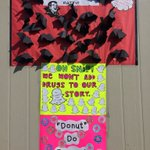 Image for the Tweet beginning: Some of our #RedRibbonWeek posters