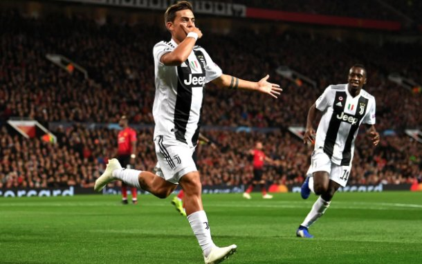 Cristiano Ronaldo has a hand in Paulo Dybala's winner as Juventus outclass Manchester United - @SamWallaceTel reports https://t.co/s36ScHh1n0