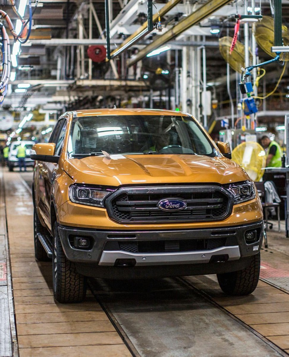 Ford of orange on twitter the ranger is back production of units headed for showrooms starts this week 🤘
