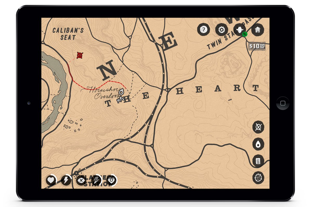 The #RDR2 Official Companion App will be available for iOS and Android at game launch this Friday Details: https://t.co/LjWbgiTAoJ