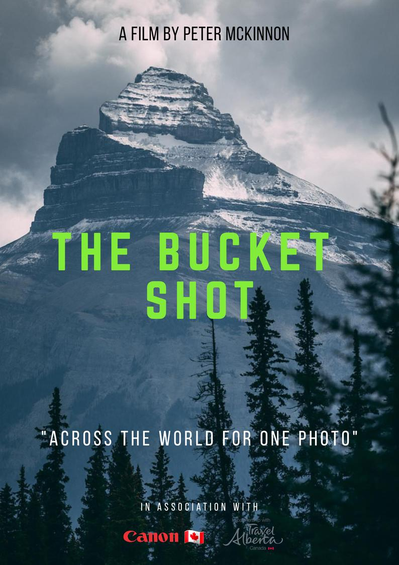 peter mckinnon bucket shot