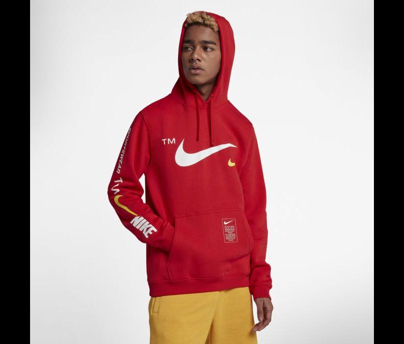 Sole Links Nike Sportswear Microbranding Hoodies dropped