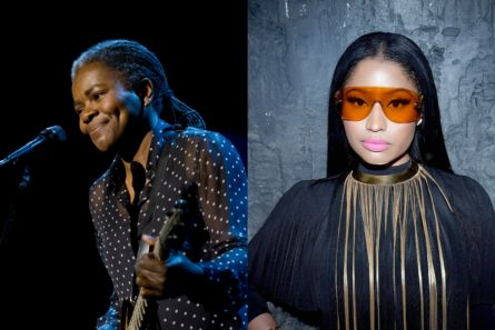"Tracy Chapman is suing Nicki Minaj. The ""Fast Car"" singer is not happy the rapper used one of her songs for an unreleased track: https://t.co/WjDZquIF4F"