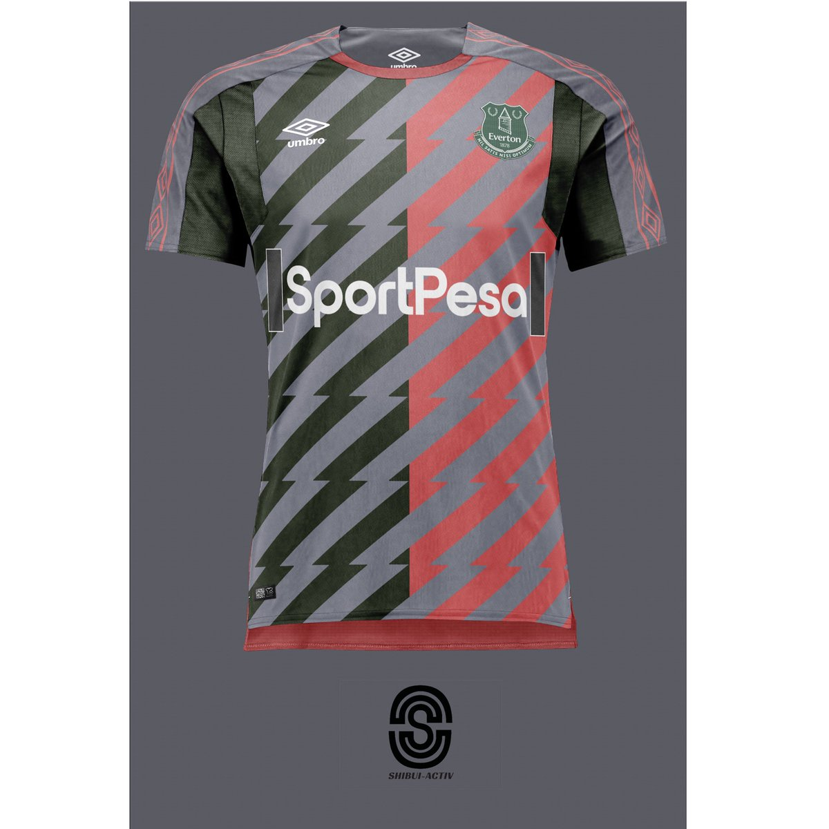 big sale a5de4 7f10e Everton F.C third kit concept. Follow my page and check out ...