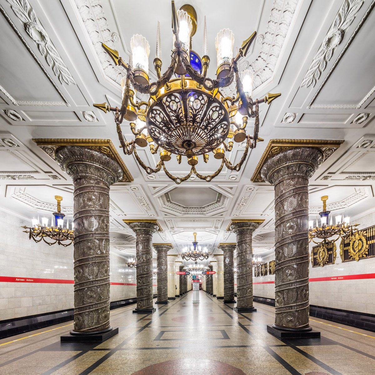 Автово картинки метро