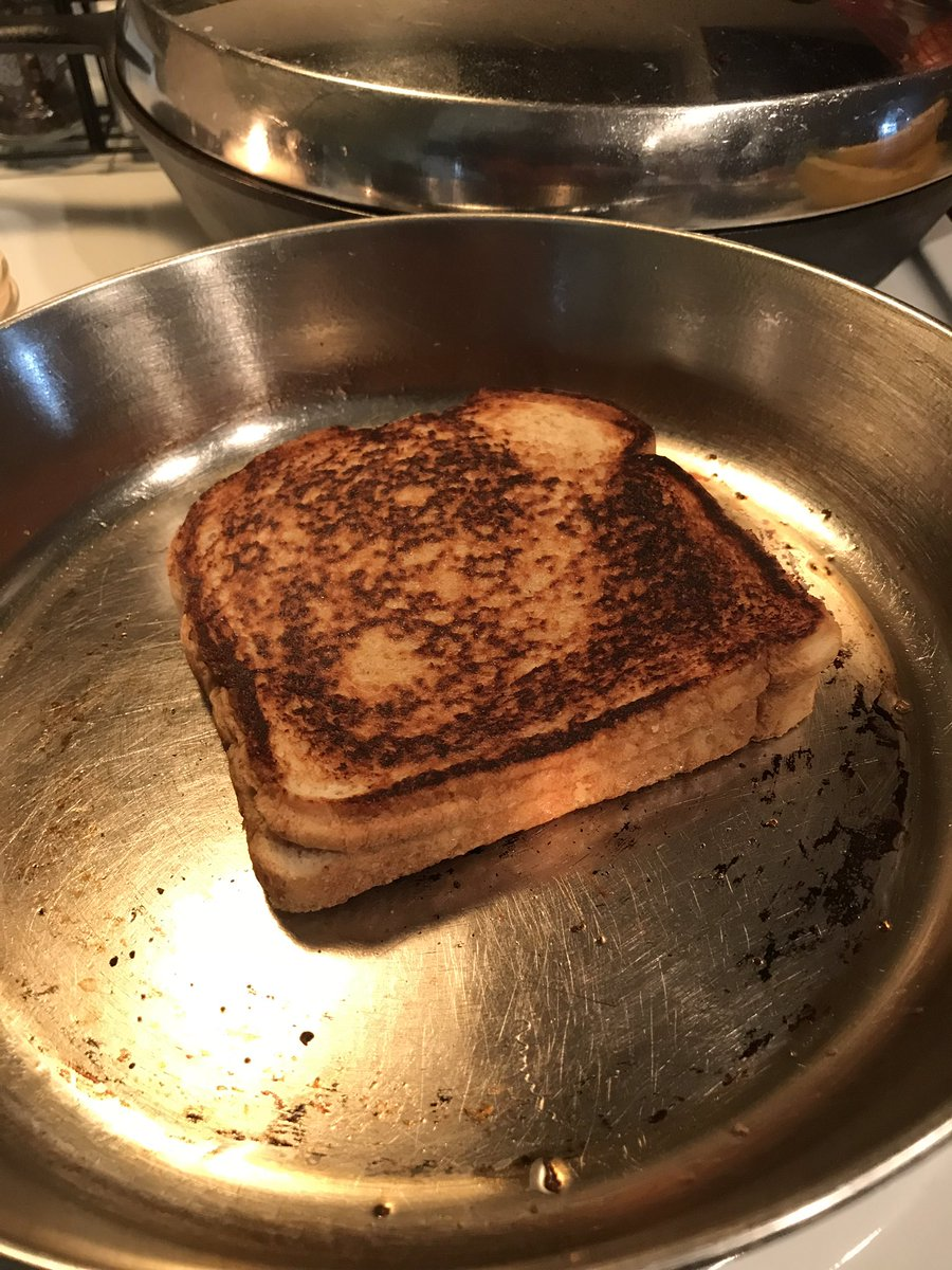 is toasting bread a physical change
