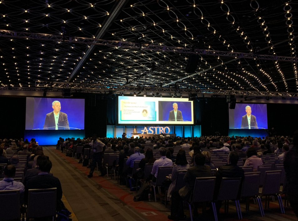 ASTRO Annual Meeting 2018 (Day 3)