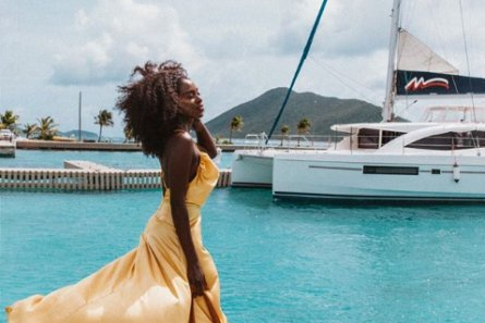 If this isn't living your best life, we don't know what is. Eight Black travelers giving us serious luxe travel goals on Instagram: https://t.co/V5wMh24OHQ