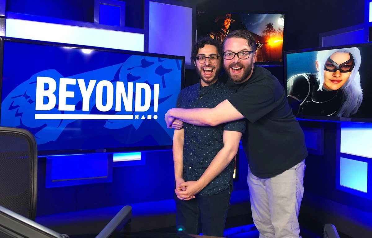 Congratulations on being the new host of Podcast Beyond, @jmdornbush. It's a show that changed my life, and I'm sure it will change yours. Thanks for the episode today! ❤️ BEYOND!