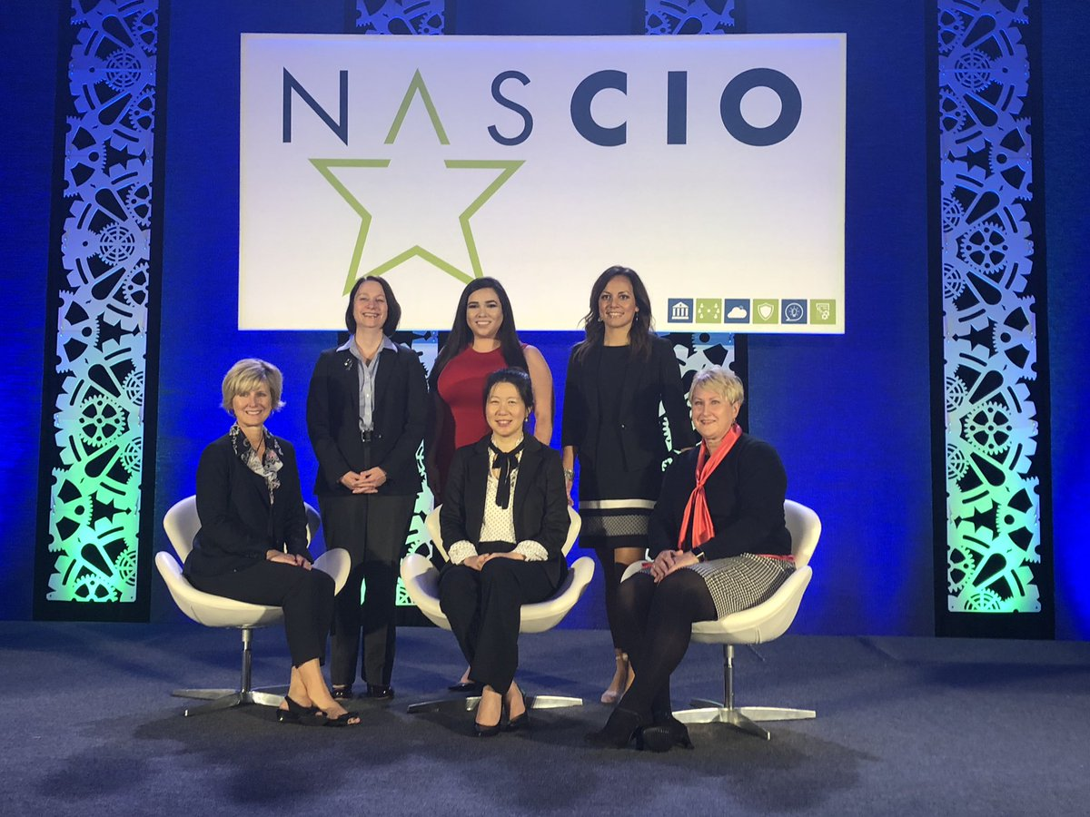 Nascio On Twitter Did You Know We Have 6 Female State Cios In Attendance At Nascio18 After All Ginger Rogers Did Everything That Fred Astaire Did She Just Did It Backwards And