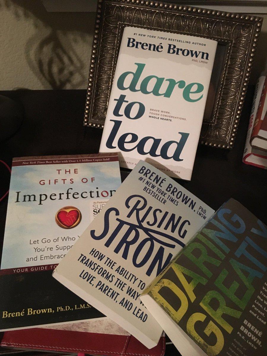 Resultado de imagen para Dare to Lead: Brave Work. Tough Conversations. Whole Hearts de Brené Brown