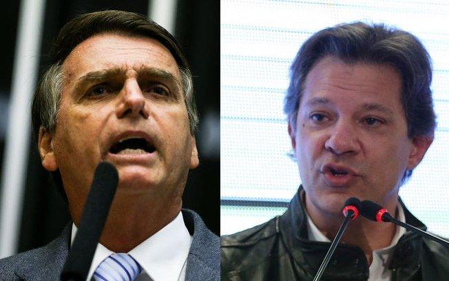 Bolsonaro tem 57% e Haddad, 43%, diz nova pesquisa Ibope → https://t.co/RAPllDUbID