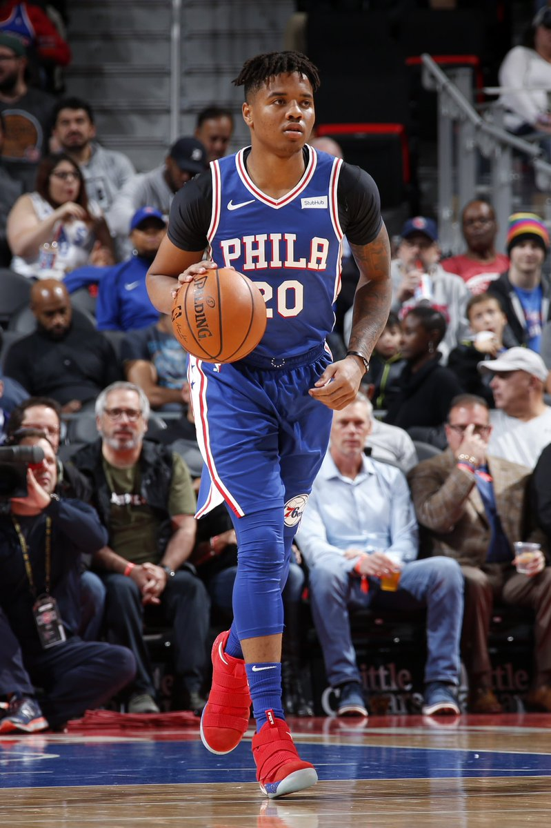 502468a5d5e MarkelleF wearing the Nike LeBron Soldier 11 against  Detroitpic.twitter.com 4Hv0YjOajI