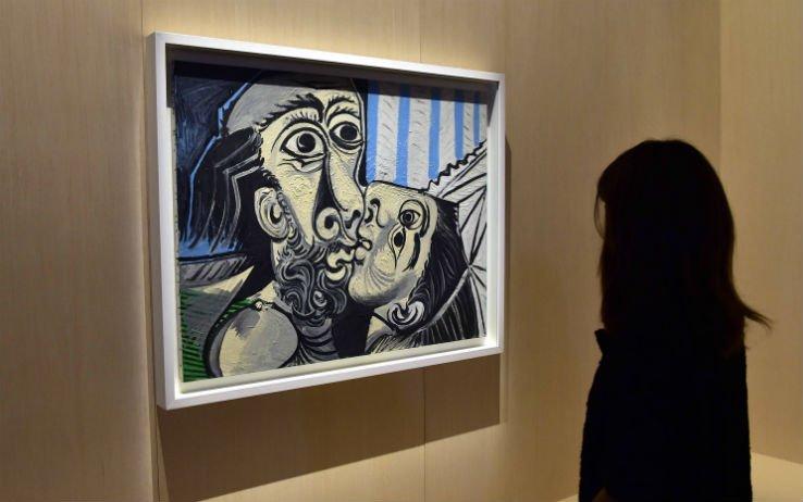 Milano, apre la mostra 'Picasso Metamorfosi' a Palazzo Reale. FOTO https://t.co/axknRo25EW #intrattenimento