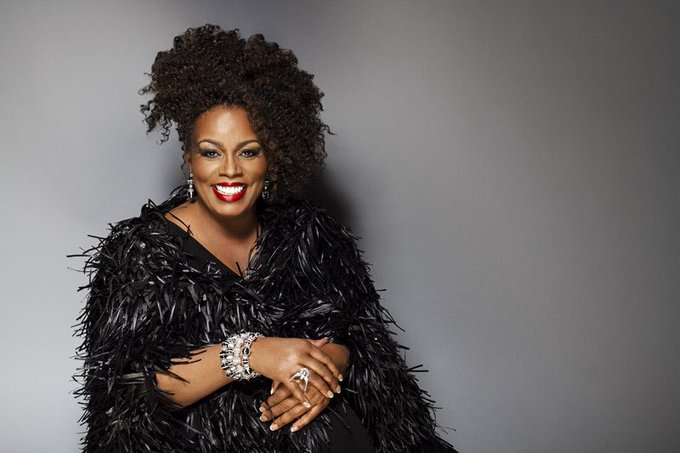 Wishing the GREAT Dianne Reeves a VERY Happy Birthday! We love you, D!