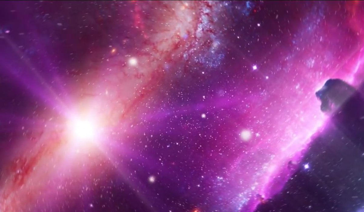 The human universe has further horizons than anyone ever expected, beyond perhaps what we used to consider as a purely physical universe https://t.co/9zmNyXuY9W