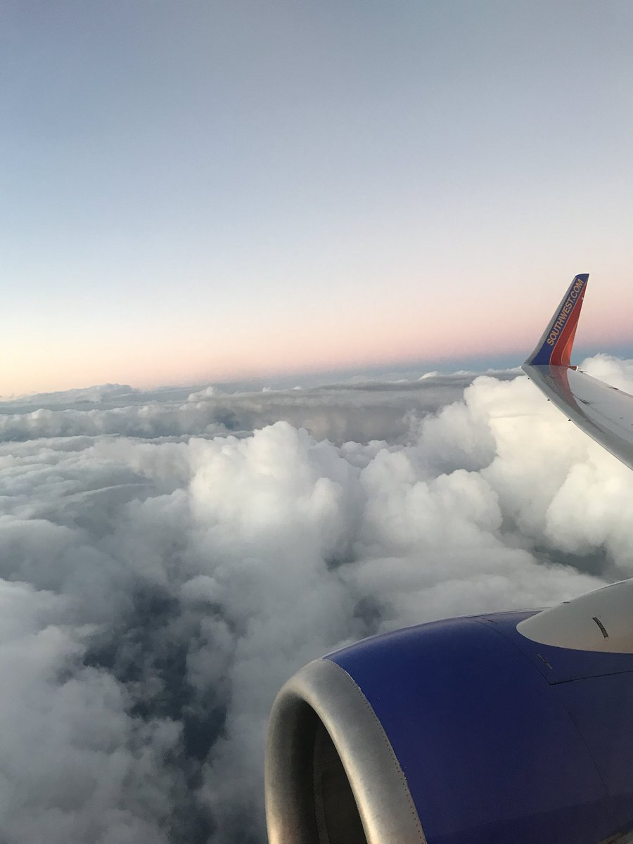 Another fantastic flight by @SouthwestAir!