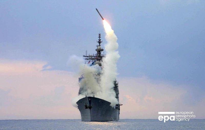 США впервые представили за рубежом новейшую крылатую ракету Tomahawk Block IV https://t.co/rOQjCywFg7