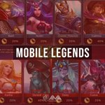 Image for the Tweet beginning: TOP MOBILE GAMES PLAYED IN