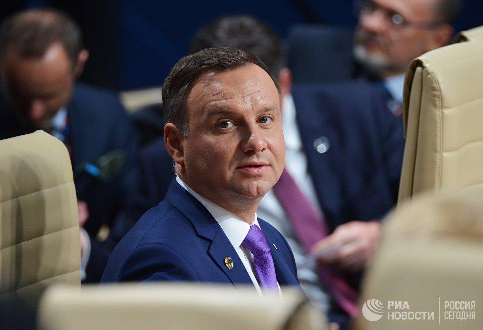 Президент Польши призвал Германию отказаться от 'Северного потока – 2'  https://t.co/PTitLMWuvc