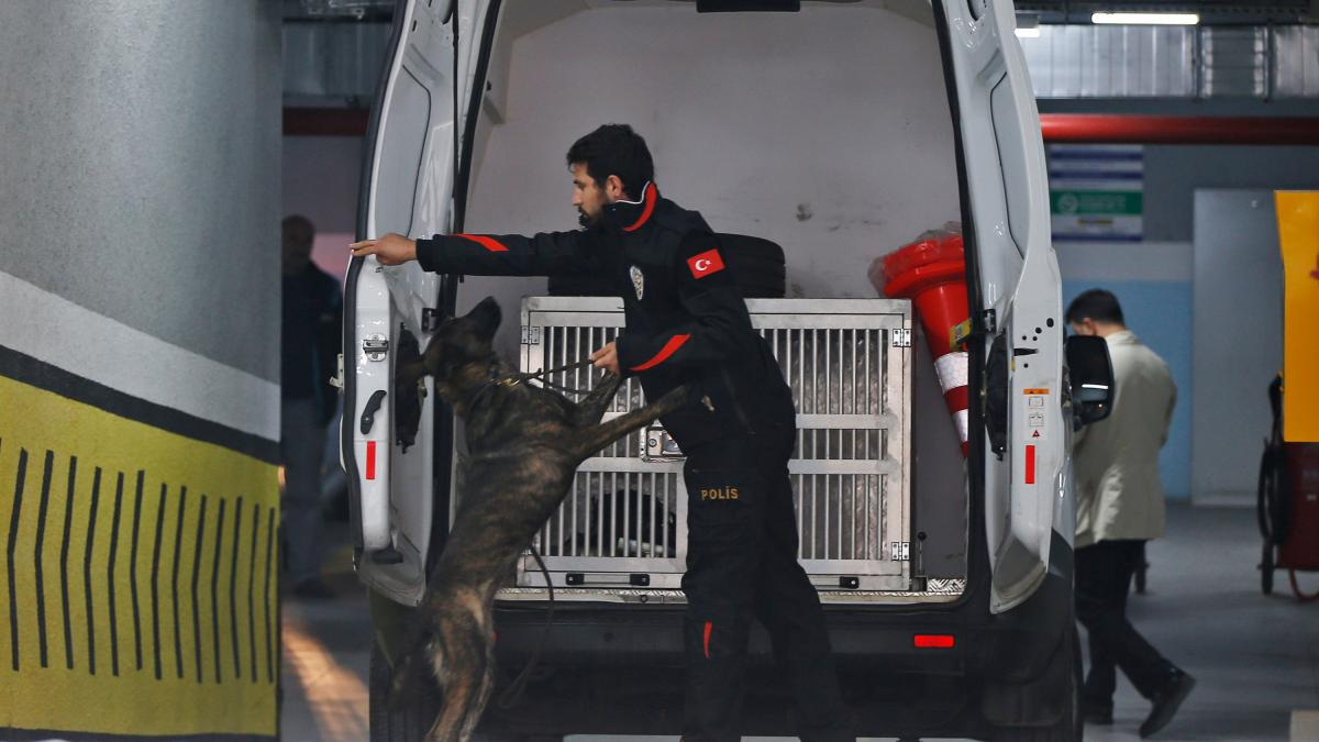 Laut Medien haben türkische Ermittler in Istanbul Leichenteile gefunden https://t.co/K6cSEOE3e6